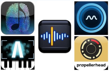 Creating Music with iPads  - iPad and Technolog... | Technolog News | Scoop.it