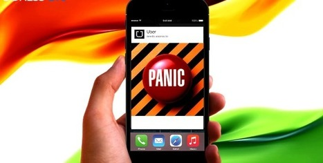 Uber Intends To Add SOS Panic Button In Mobile App   Taximobility   Taxi Dispatch Software   Scoop.it