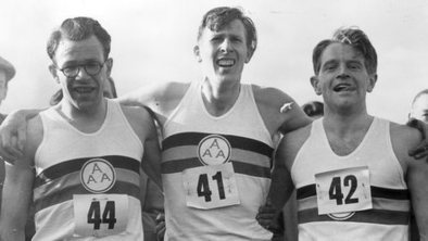 Sir Chris Chataway: Former British 5000m world record holder dies - BBC Sport | lIASIng | Scoop.it