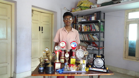 This 15-Year Old Genius Boy's Inventions Are So Good You'll Be Amazed At How He Thinks! - The Better India | This Gives Me Hope | Scoop.it