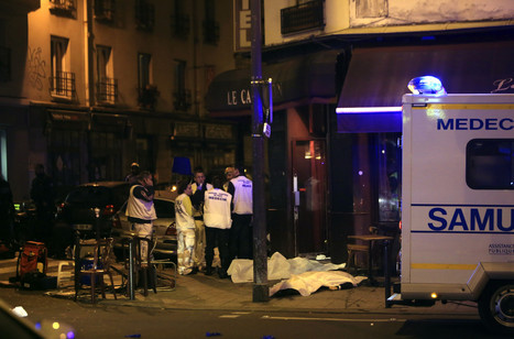 Paris attacks live updates: 127 dead, 8 suspects dead, at least 6 sites targeted | Upsetment | Scoop.it