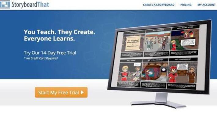 StoryboardThat. Créer des storyboards pour apprendre avec des images – Les Outils Tice | TIC et TICE mais... en français | Scoop.it