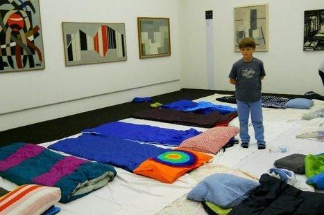 Dormire al museo, magica notte al Camec avvolti dall'arte - Citta della Spezia | STEFANO DONNO GLOBAL NEWS 2 | Scoop.it