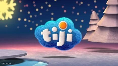 New look: Tiji | France | Corporate Identity | Scoop.it