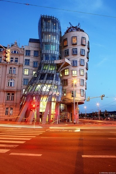 Dancing house - Prague | World of Street & Outdoor Arts | Scoop.it