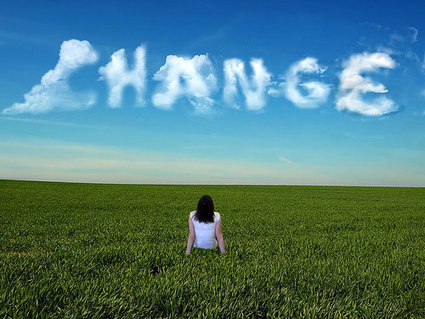 7 Reasons it's Time to Move On and Embrace Change | Good News For A Change | Scoop.it