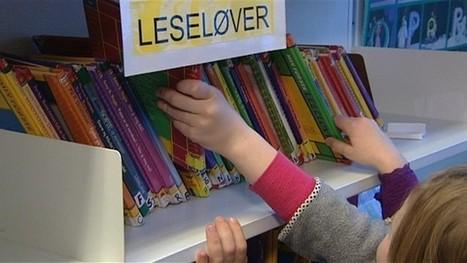 Barn blir dårlige lesere av stusslige skolebibliotek - Kultur-og-underholdning - NRK | Tavlekanten | Scoop.it