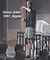 Presentation Zen: Steve Jobs on marketing & identifying your core values | Just Story It | Scoop.it
