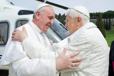 Popes probably won't watch World Cup Final | All Things Catholic | Scoop.it