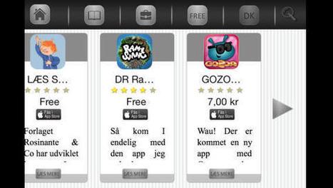 Mors apps   Om livet i al almindelighed   Undervisning og læring med tablet   Scoop.it