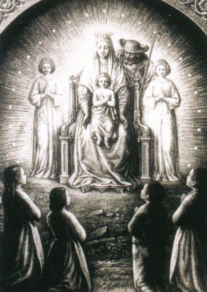 Sofocada por el Obispo: María Consuelo de los Afligidos de Mettenbuch, Alemania   Tan antigua y tan nueva   Scoop.it