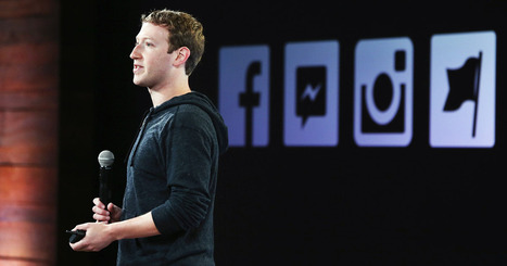 Why Mark Zuckerberg Gets Away With Hoodies | My World | Scoop.it
