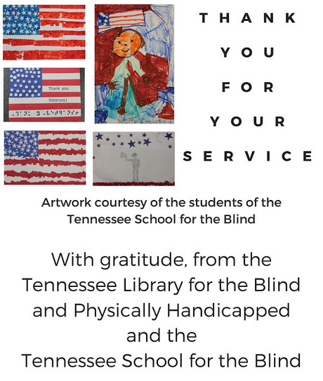 LBPH Partners with Art Students to Recognize Veterans | Tennessee Libraries | Scoop.it