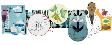 Google Doodle Honors Dr. Percy Julian, Pioneering Medicinal Chemist | Medical Innovations | Scoop.it