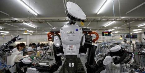 Robotisation générale | Une nouvelle civilisation de Robots | Scoop.it