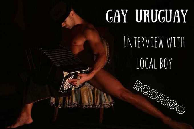 Gay life in Uruguay: interview with local boy Rodrigo from Montevideo