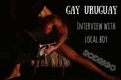 Gay life in Uruguay: interview with local boy Rodrigo from Montevideo   LGBT Destinations   Scoop.it