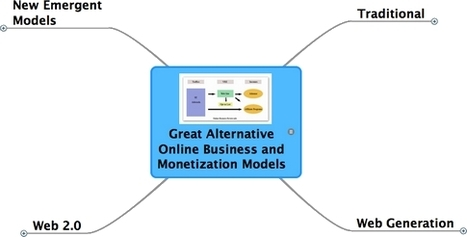 Beyond Ads: Guide To Alternative Online Business And Monetization Models | Business Modelle und Agil | Scoop.it