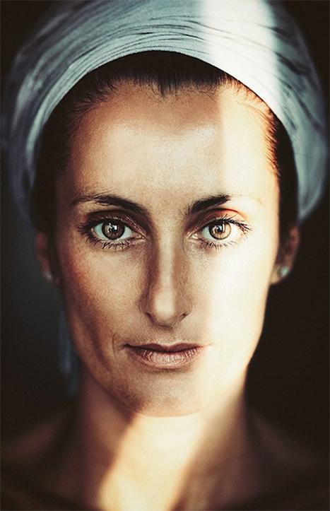 Beautiful Portraits Series by Tim Cavadini   Webdesign Glance   Scoop.it