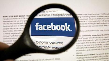 TUTO // Gérer sa confidentialité sur Facebook | Personal Social Branding | Scoop.it