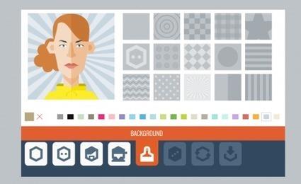 Hexatar : créateur d'avatars graphiques ! - e-learning Bretagne | Compétences clés | Scoop.it