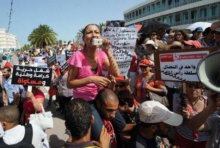 Les Tunisiennes appelées à défendre leurs droits face aux islamistes | Du bout du monde au coin de la rue | Scoop.it