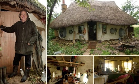 Farmer builds a house for just £150 using materials he found in skips | Spiegel | Scoop.it