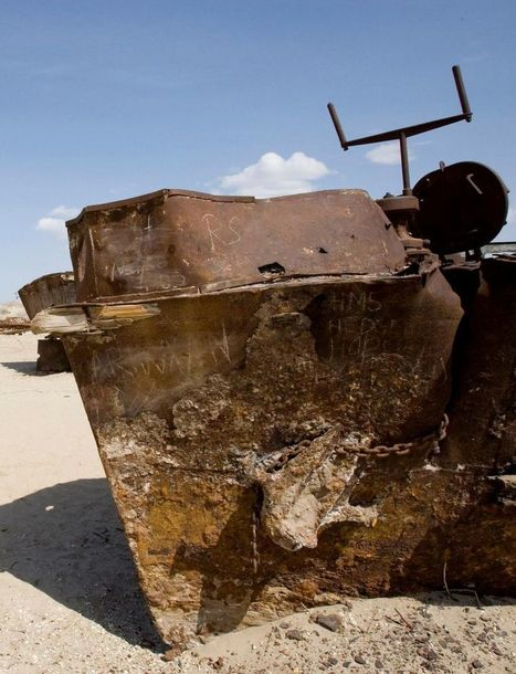 La mer d'Aral renoue avec la vie | De Natura Rerum | Scoop.it