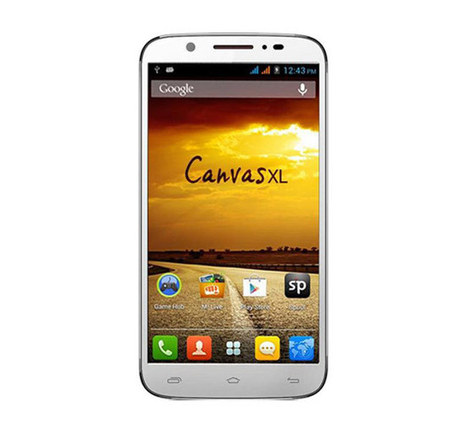 new Micromax Canvas XL A119 launched - Info Tech | full2info | Scoop.it