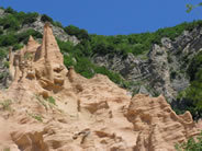 Le Lame Rosse - a Canyon in Le Marche | Le Marche another Italy | Scoop.it