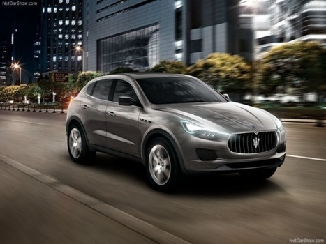 Maserati to take on Audi's Q5 and Porsche's Macan with a small crossover SUV ... - Digital Trends | All Cars | Scoop.it