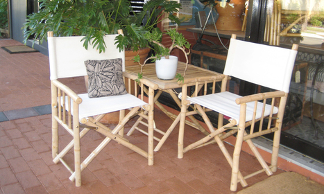 Compress The Space By Using The Foldable Bamboo Chairs   Chiavari Chair Sales   Scoop.it