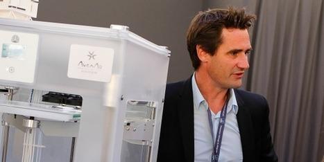 Avenao, la start-up qui remet à niveau l'industrie française dans l'impression 3D | 3D Printing | Scoop.it