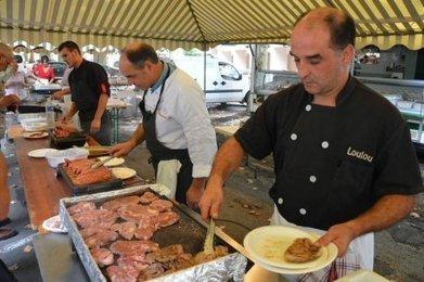 A Sarlat, l'agneau pastoral roi d'une fête   Agriculture en Dordogne   Scoop.it