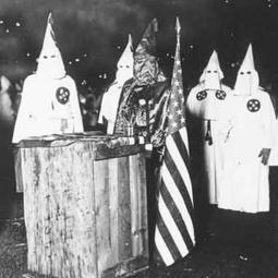 Ku Klux Klan | Ku Klux Klan by Melissa K | Scoop.it