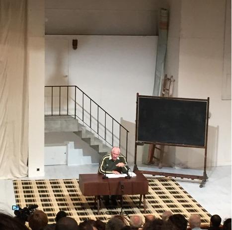 """Alain Badiou,  séminaire du 23 novembre 2015 : """"À partir des meurtres de masse du 13 novembre""""   Revue de presse théâtre   Scoop.it"""