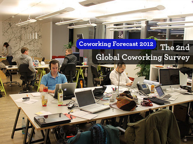 Coworking Forecast 2012 | Eduployment | Scoop.it