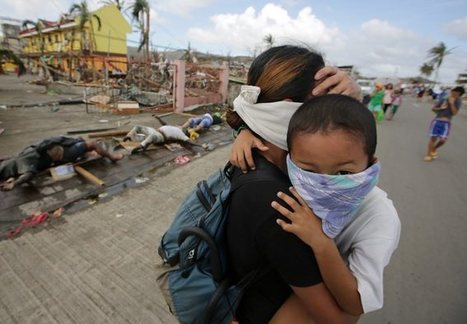 How best to help the Philippines recover from Typhoon Haiyan - The Conversation | Infectious disease | Scoop.it