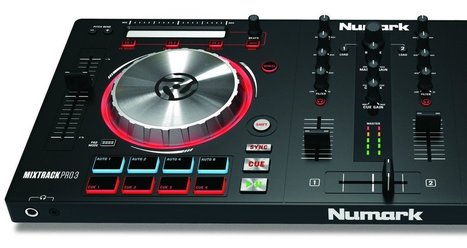 Review & Video: Numark Mixtrack Pro 3 Serato DJ Controller | DJing | Scoop.it
