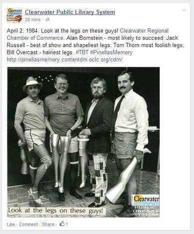 Chambers Could Be Stars in Facebook's #TBT   Chambers, Chamber Members, and Social Media   Scoop.it