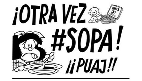 Infografía de #SOPA explicada por Mafalda | Foco Prendido | Participacion 2.0 y TIC | Scoop.it