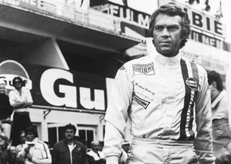 The Case for Steve McQueen, Icon   How cool it is?!   Scoop.it