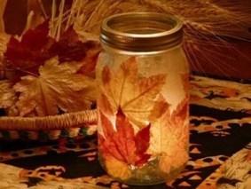 Il riciclo creativo: ecco come decorare vasetti di vetro | RiKrea | Scoop.it