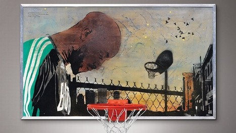 Is street art the next big thing in the NBA? | ::Sports Entrepreneur Magazine:: (4093229) | Scoop.it