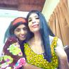 Sadia Khan and Amala Khan