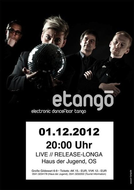 etango - electronic dancefloor tango   electro tango   Scoop.it