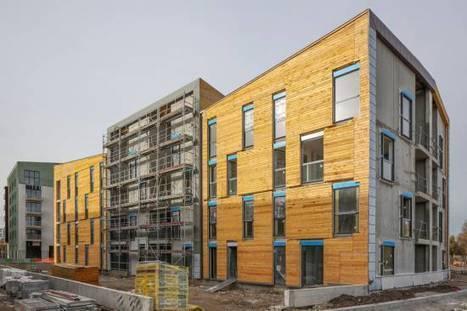 Néaucité, le remarquable écoquartier de Saint-Denis - Cyberarchi - CyberArchi.com (Communiqué de presse) | urbanisme aménagement en SSD | Scoop.it