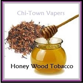 Honey Wood Tobacco | E Cig Liquid Manufacturers | Scoop.it