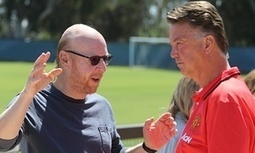Louis van Gaal can spark Manchester United glory, says Barça president - The Guardian | AC Affairs | Scoop.it
