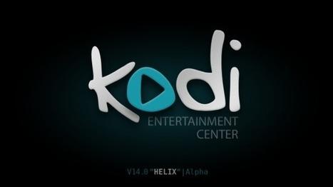 Le mediacenter XBMC devient Kodi - Clubic   Soho et e-House : Vie numérique familiale   Scoop.it